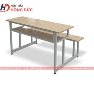 Bàn ghế học sinh cấp 2 không tựa HBH21M