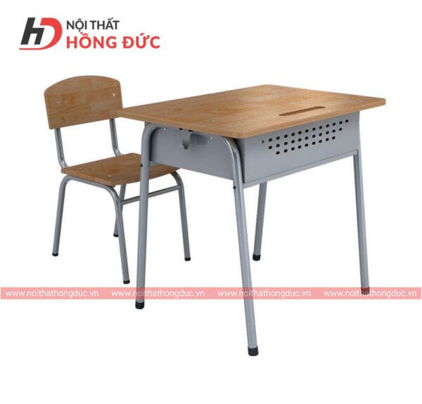 Bàn ghế học sinh đơn TK181G