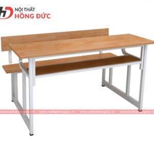 Bàn ghế tiểu học có tựa HBH12P