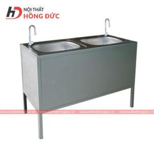 Bồn rửa đôi HTN32
