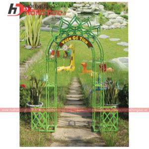 Cổng vườn cổ tích HMAY014B