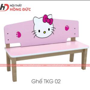 Ghế băng TKG02