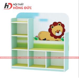 Giá sách sư tử HMN008