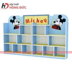 Góc học tập Chuột Mickey HMN11D