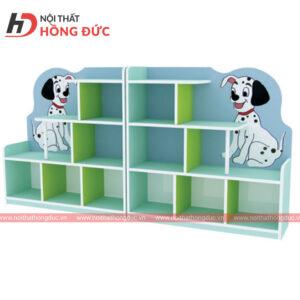 Góc nghệ thuật đôi chó đốm HMN13D