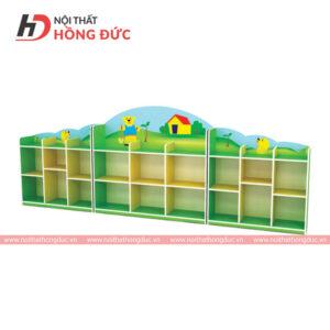 Góc xây dựng mầm non HMN12B