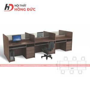 Module bàn làm việc MD6C