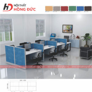 Module bàn làm việc MD6N2