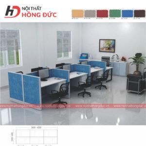 Module bàn làm việc MD6N4