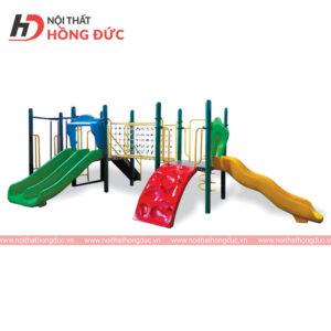 Tổ hợp cầu trượt HNK018