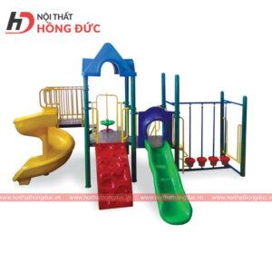 Tổ hợp cầu trượt HNK022