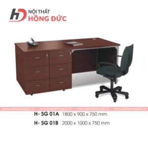 Bàn làm việc HSG01