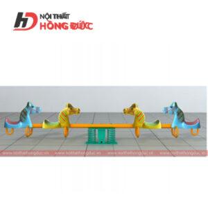 Bập bênh 4 ngựa HDC120