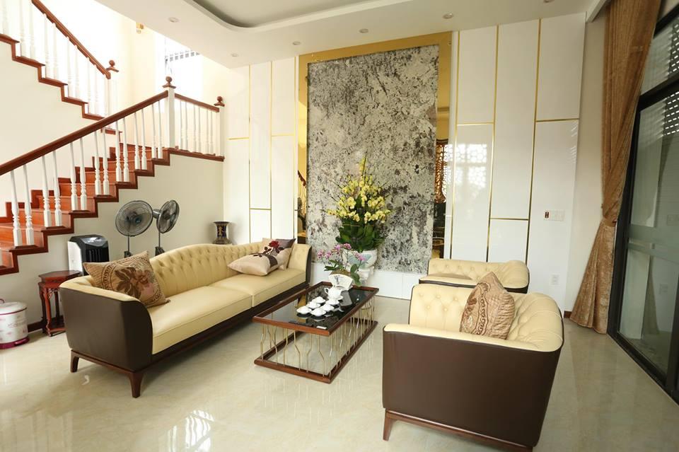 Thiết kế thi công nội thất biệt thự Bình Minh 1