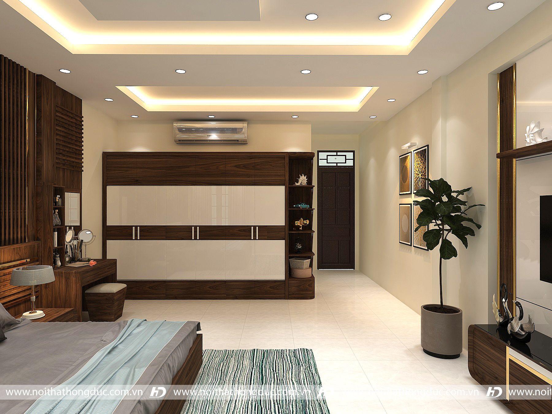 Thiết kế thi công nội thất biệt thự 12