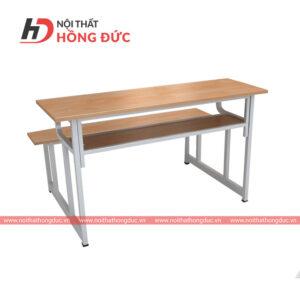 Bàn ghế học sinh cấp 2 không tựa HBH21G
