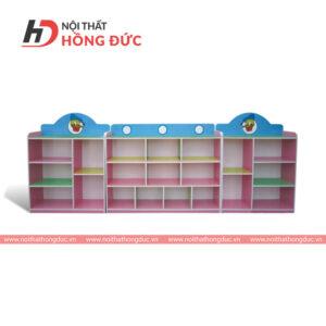 Góc xây dựng mầm non HMN12C