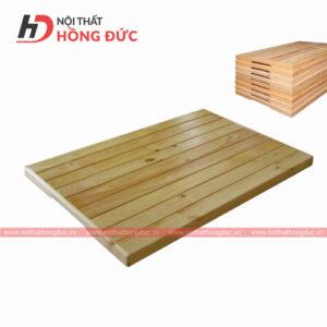 Phản gỗ mầm non HMN35B