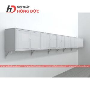 Tủ đựng chăn màn chiếu treo tường bằng sắt HMNS48A2