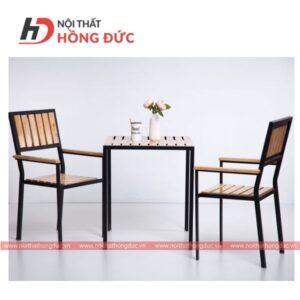Bàn ghế Cafe SFH804