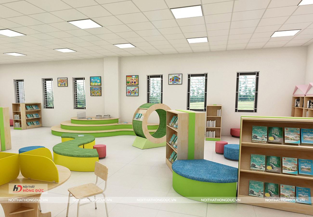 thiết kế thi công nội thiết kế thi công nội thất trường học Nobel Thanh Hóathất trường học Nobeo Thanh Hóa