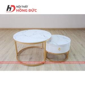 bàn trà tại nội thất Hồng Đức