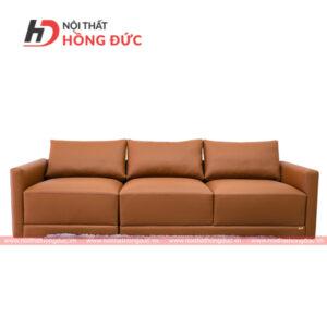 Sofa da văng màu cam đậm tại thanh hóa