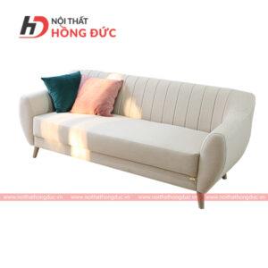 Sofa văng mỹ thuật chất liệu nỉ tại thanh hóa