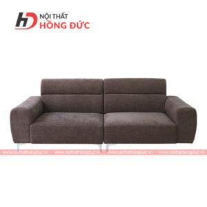 sofa văng nỉ màu nâu đất tại thanh hóa