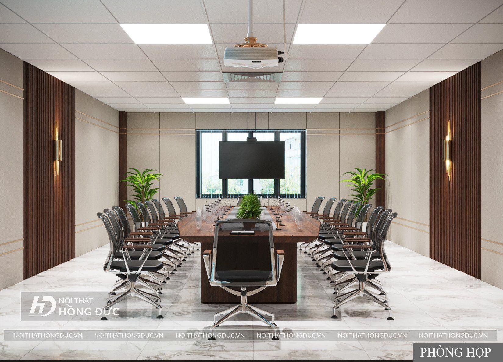 Công trình văn phòng BIDV do nội thất hồng đức thiết kế thi công