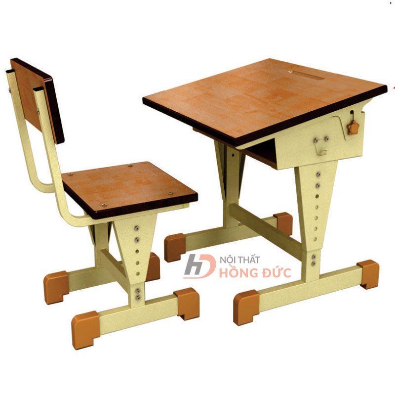 Bàn ghế tăng chỉnh chiều cao