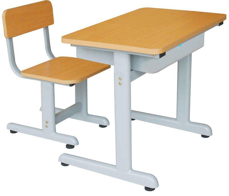 mua ghế học sinh rời có tựa