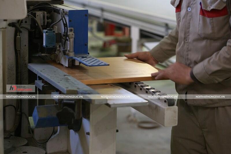 Quy trình sản xuất nội thất trường học